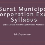Surat Municipal Corporation Exam Syllabus