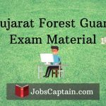 Gujarat Forest Guard Exam Material Book