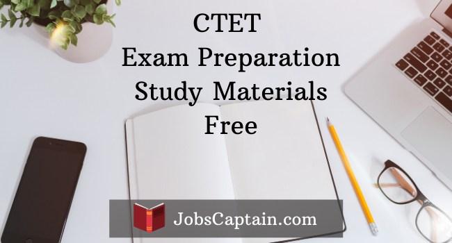 CTET Study Materials