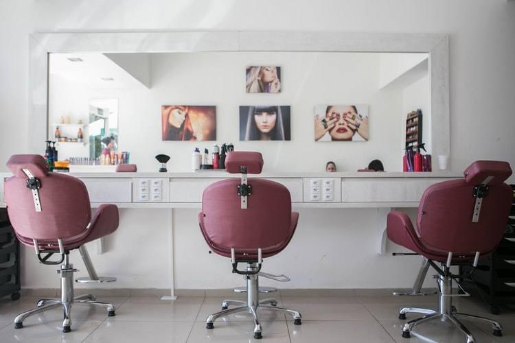 Salon Beauty - Career in industry