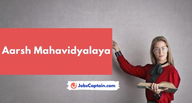 Aarsh Mahavidyalaya