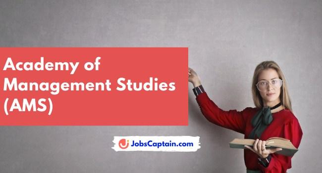 Academy of Management Studies (AMS)