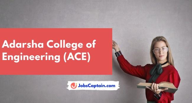 Adarsha College of Engineering (ACE)