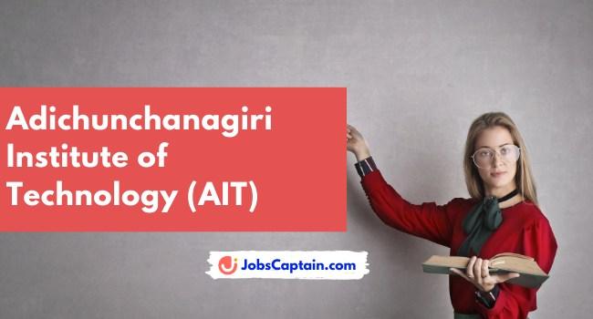 Adichunchanagiri Institute of Technology (AIT)