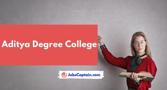 Aditya Degree College