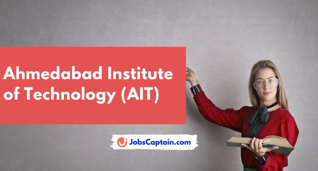 Ahmedabad Institute of Technology (AIT)