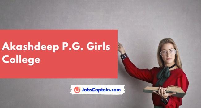 Akashdeep P.G. Girls College