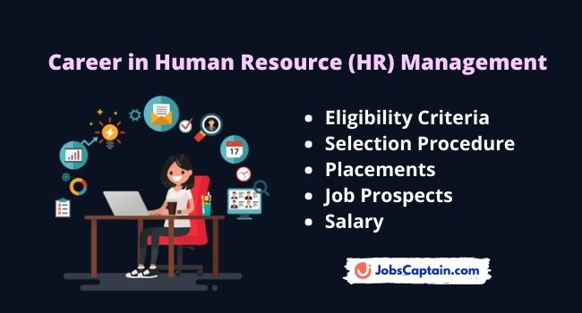 Career in Human Resource Management