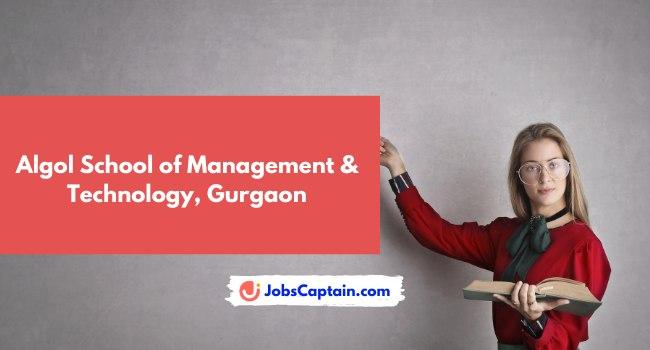 Algol School of Management & Technology, Gurgaon