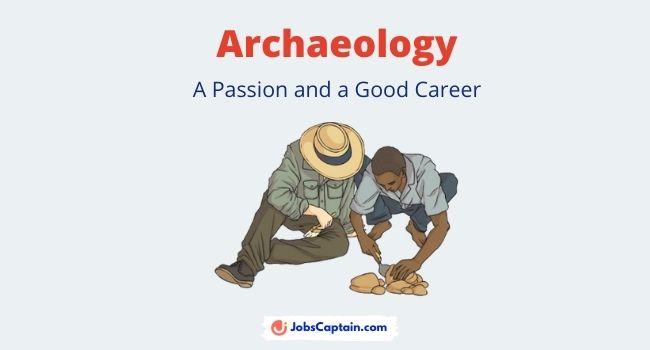 archaeology career