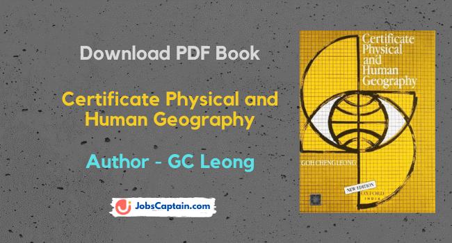 GC Leong Geography Pdf