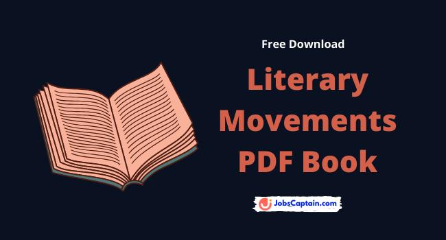 Download Literary Movements PDF